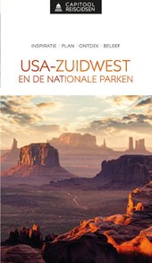 USA -Zuidwest en de Nationale parken