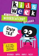 Het allerleukste woordenschat oefenboek - Kidsweek in de Klas groep 8