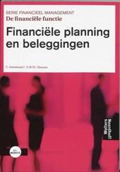 Financieel Management De financiele functie Financiele planning en beleggingen