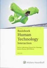 Basisboek Human Technology Interaction | auteur onbekend |