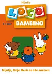 Bambino Loco 3-5 jaar Nijntje, Betje, Boris en alle anderen