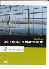 Cost & Management Accounting | W.A. Tijhaar |