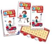 Pakket Mini loco: Basisdoos + Pluk, Floddertje en andere Fiep-figuren 1+
