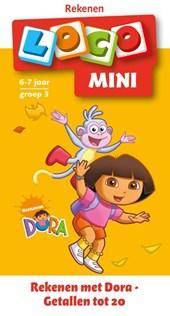 Mini Loco Rekenen met Dora Getallen tot