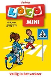 Loco mini Veilig in het verkeer 6-8 jaar groep 3-4 Verkeer