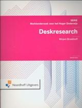 Deskresearch | Mirjam Broekhoff |