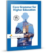 Core grammar for higher education | Piet van der Voort |