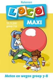 Loco Maxi Meten en Wegen groep