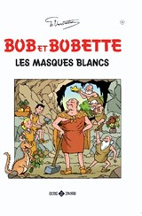 Les masques blancs | Willy Vandersteen |