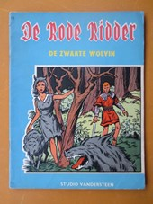Rode ridder 015. de zwarte wolvin | Willy Vandersteen |