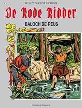 Rode ridder 016. baloch de reus | Willy Vandersteen |