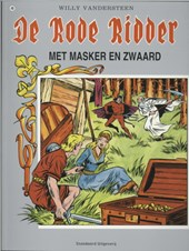 Rode ridder 049. met masker en zwaard | Willy Vandersteen |