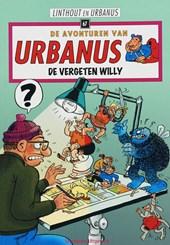 De avonturen van Urbanus De vergeten Willy
