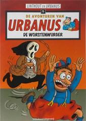 De avonturen van Urbanus Urbanus 75 De worstenwurger