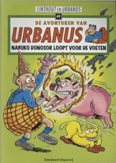 De avonturen van Urbanus 49 Nabuko Donosor loopt voor de voeten