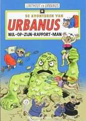 De avonturen van Urbanus 88 Nul-op-zijn-rapport-man