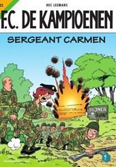 Kampioenen 25. sergeant carmen