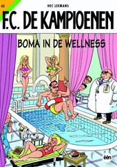 Kampioenen 43. boma in de wellness
