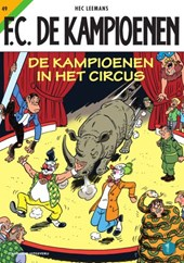 F.C. De Kampioenen De kampioenen in het circus 49