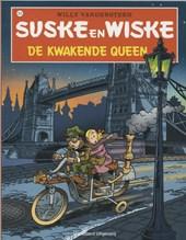 Suske en wiske 313. de kwakende queen
