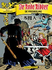 Rode ridder 229. de vreemdeling