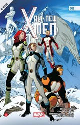 All new x-men 08. | Marvel |
