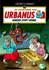 Urbanus Amadee stopt ermee