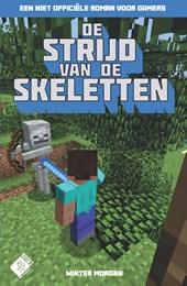 Minecraft De strijd van de skeletten