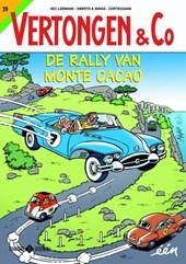 Vertongen & co 20. de rally van monte cacao
