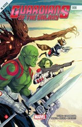 Guardians of the galaxy 08. | Marvel |