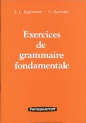 Exercices de grammaire fondamentale