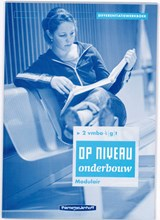 Differentiatieboek Modulair | R. Kraaijeveld |