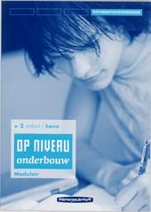 Differentiatiewerkboek Modulair