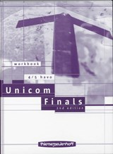 Unicom Finals 2nd edition 4/5 Havo Workbook | Evelien van Leeuwen ; P. Macaulay ; A. Moons |