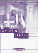 Unicom finals 5/6 Vwo Workbook | auteur onbekend |