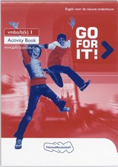 Go for it! 2 VMBO-B(K) Activity book | Dianne Manders |
