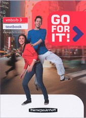 Go for it! 3 VMBO/B Textbook