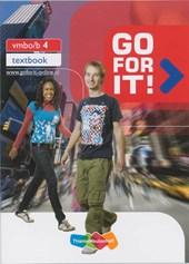 Go for it! VMBO-B Tekstboek