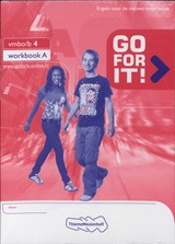 Go for it! Vmbo/b Werkboek A+B | Marjan den Hertog ; Elona Manders ; Sally Ripley ; Ellie Cornford |
