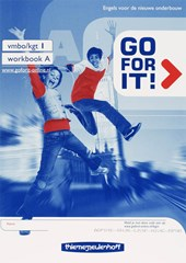Go for it ! 1 Vmbo/kgt Workbook A+B | M. den Hertog & Ingh, L. van den / Redeman-Lelieveld, F. |