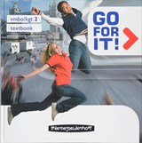 Go for it! 2 vmbo kgt Textbook | M. den Hertog |