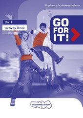 Go for it! thv 1 Activitybook | Hulsker |