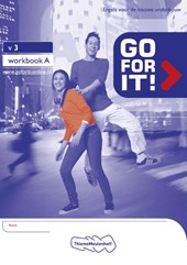 Go for it! 3 Vwo Workbook A + B | A. Hulsker |