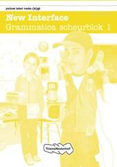 New Interface Yellow label - Grammatica scheurblok 1 set ? 5 ex