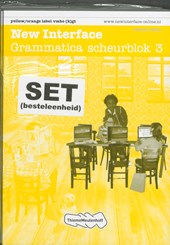 Grammatica scheurblok 3 vmbo (k)gt