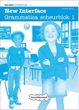 New Interface Blue label - Grammatica scheurblok 1 set ? 5 ex / deel Grammatica scheurblok 1 | auteur onbekend |