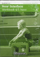 New Interface 4/5 Havo Workbook A+B | M. Boender-Barrera |