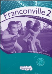 Franconville 2 Vmbo-t/havo Cahier d'exercices A+B
