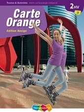 Carte Orange 2 havo/vwo Textes & Activités Edition Navigo