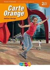 Carte Orange 2 vmbo-gt Textes & Activités Edition Navigo
